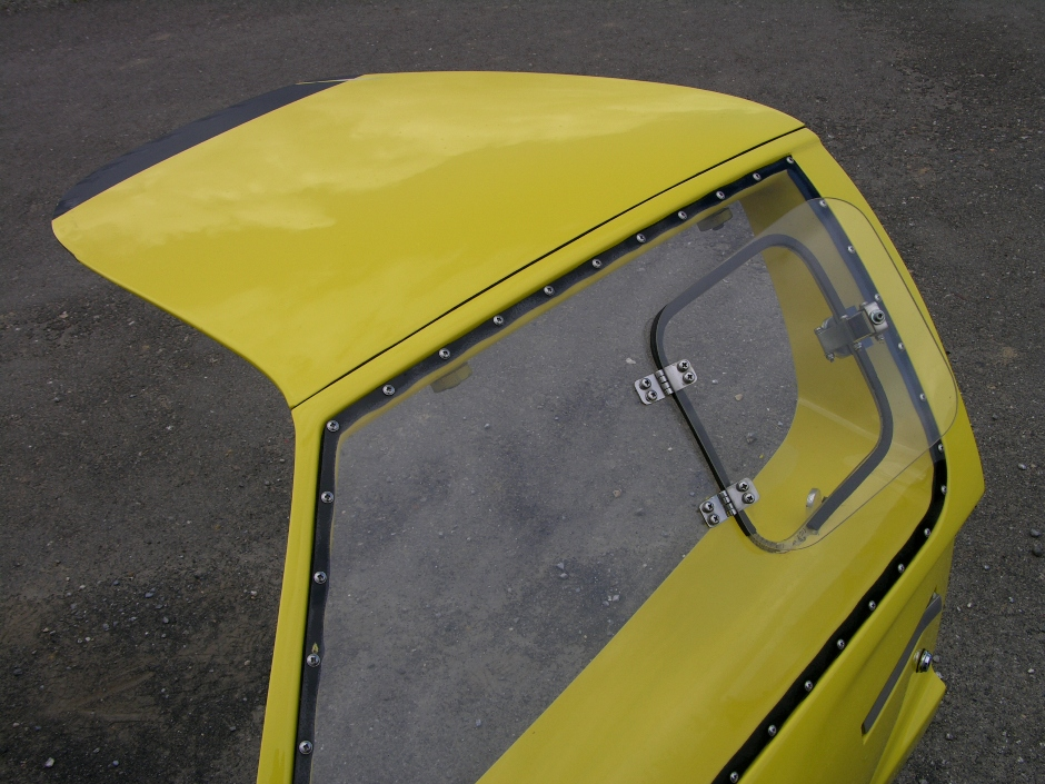 Tornado Removable Door Tops-0-gt40-racing-gelb-043-jpg