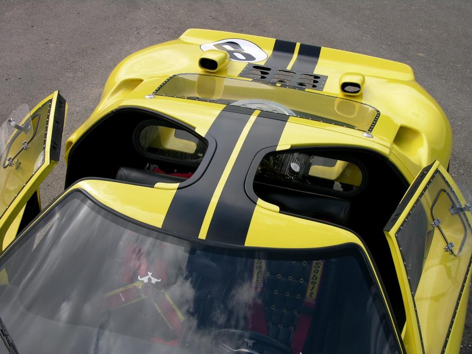 Tornado Removable Door Tops-0-gt40-racing-gelb-050-jpg