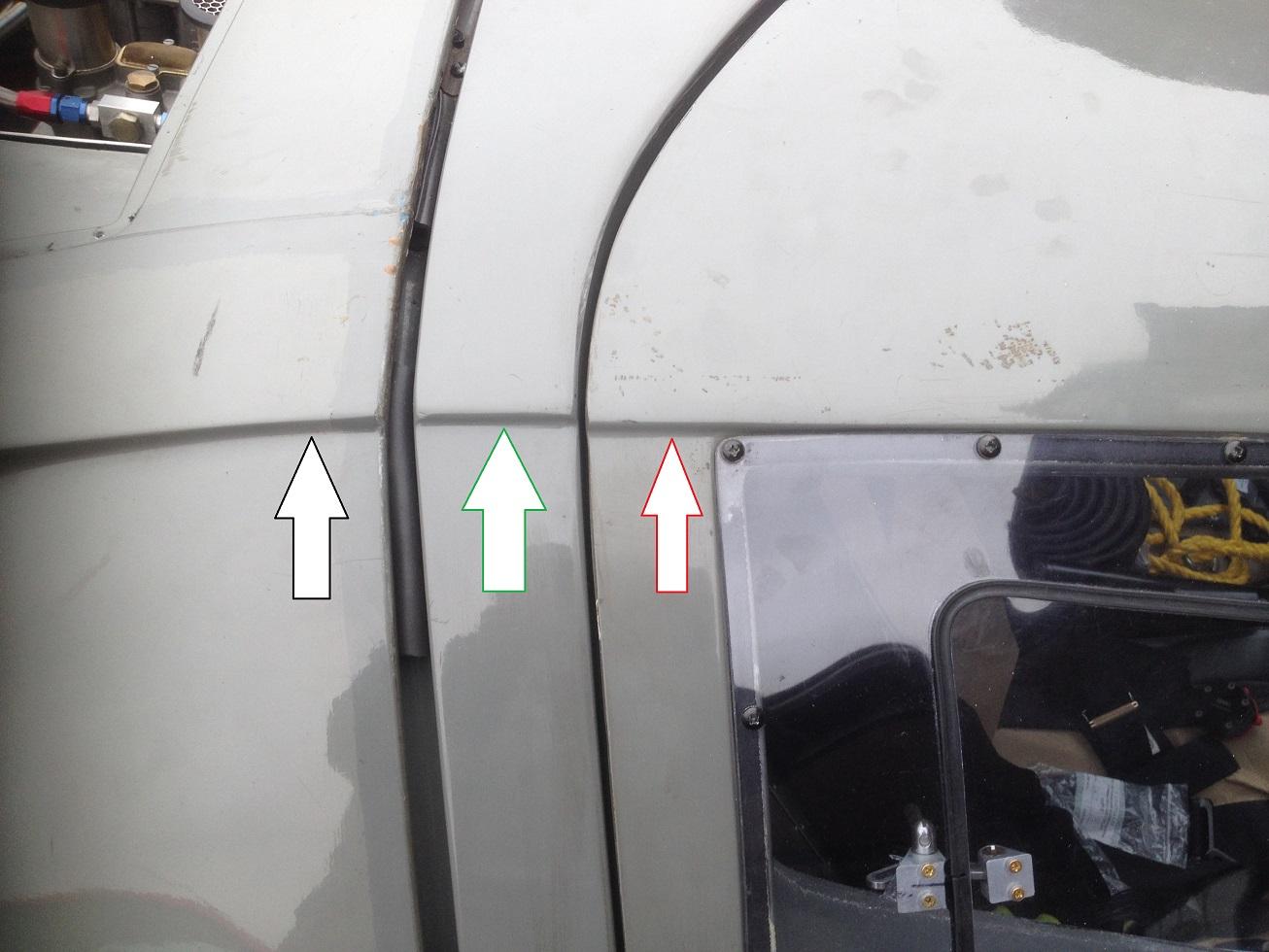 Original GT40 B pillar-001-jpg