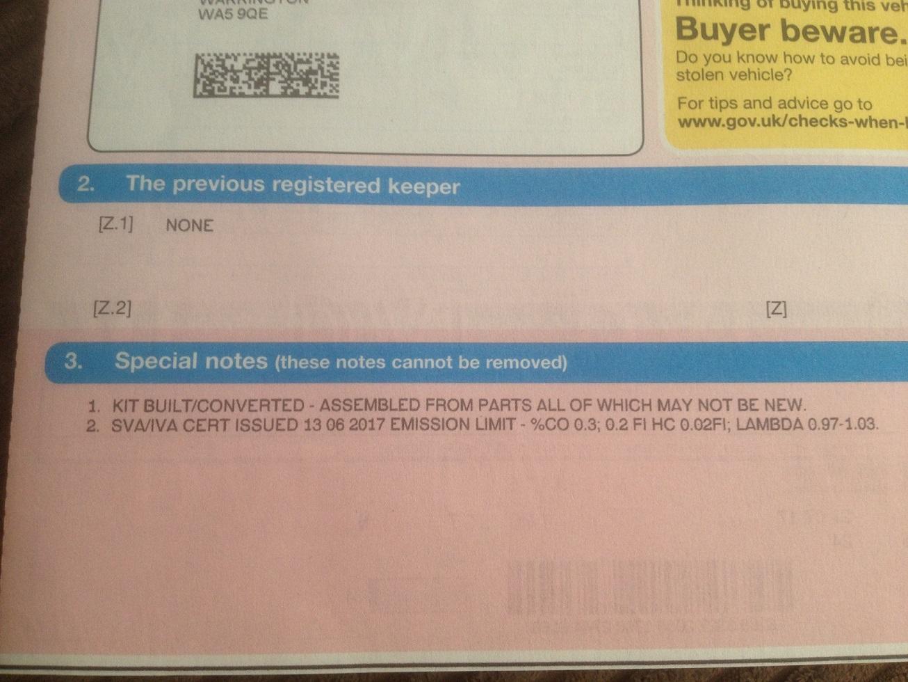 """UK Registration, """"As New""""-002-jpg"""