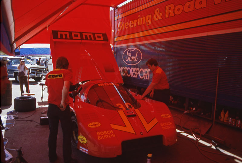 1984 Alba GTP AR3-001 ex MOMO Team car-08lsimsa84-jpg