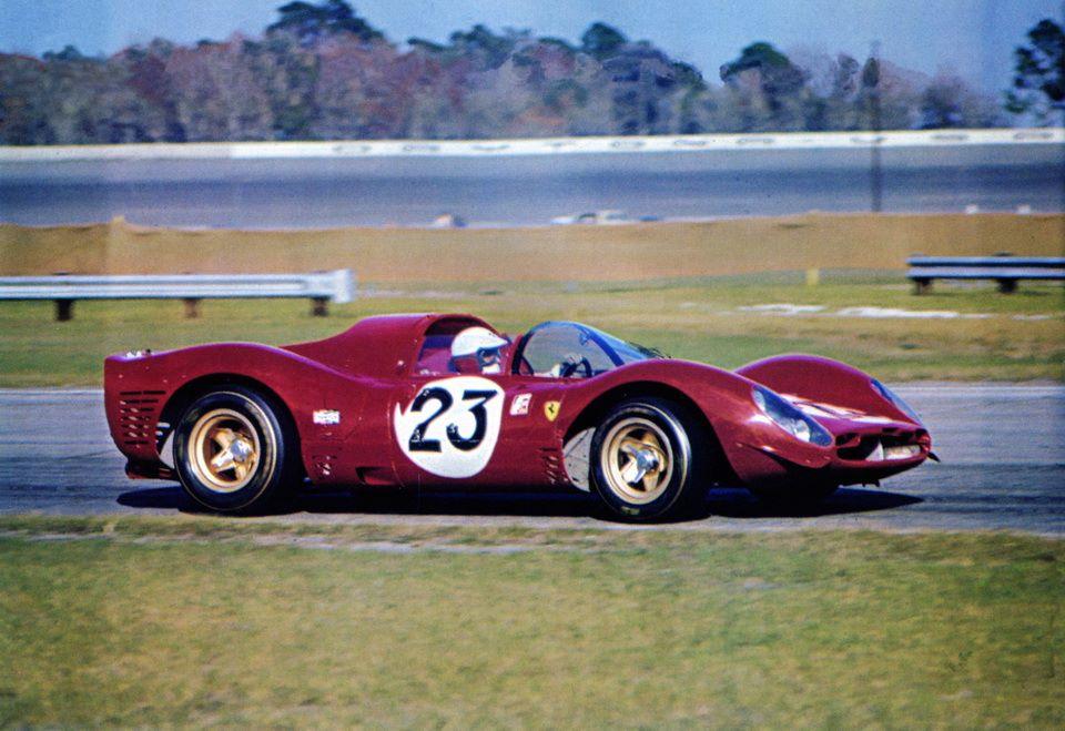 Ferrari P 3/4 0846 Driving To Concours's-10473198_10202702926226612_6481439677817388572_n-jpg