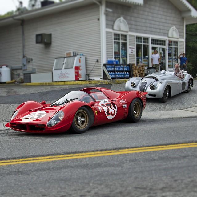 Ferrari P 3/4 0846 Driving To Concours's-10641052_907098945990827_9177597616180138521_n-jpg