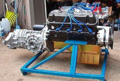 Ford Engine , Porsche Trans Combo-19064-test-jpg