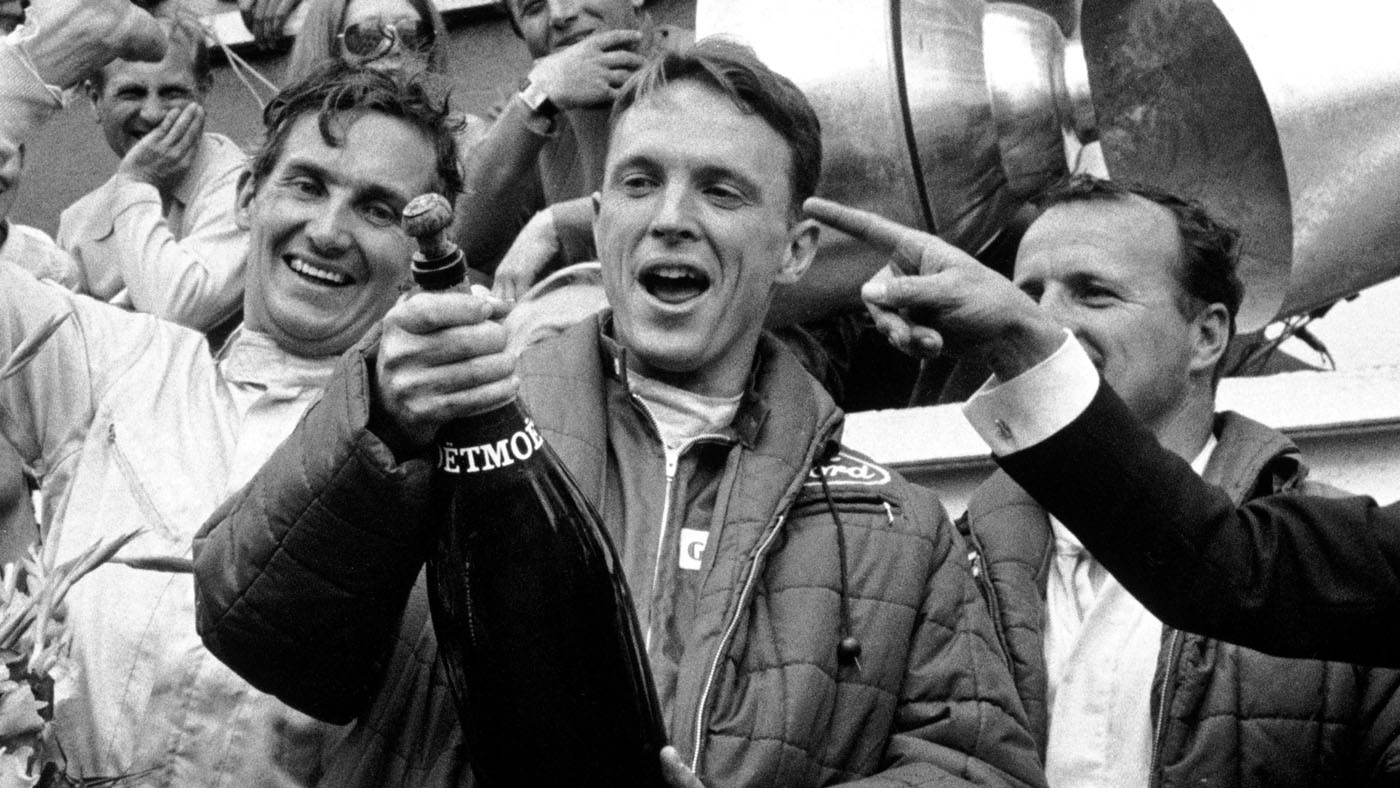 Another of the Greats Gone - RIP Dan Gurney-1967lma-jpg