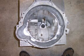Attempt to join Audi tranny to ford bellhousing-19798-weldedtrans0004-jpg