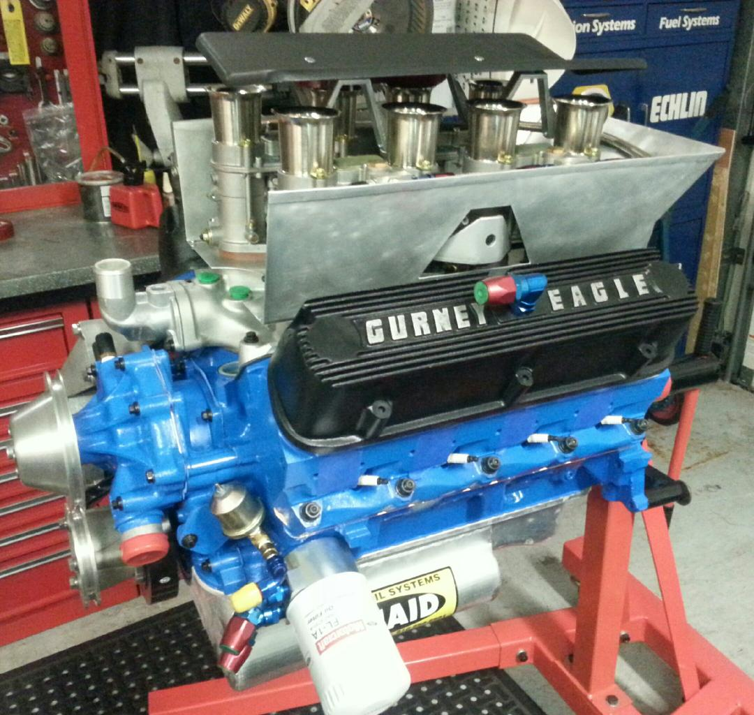 Gurney Eagle replica valve covers and cold air box-20160703_172643-1-jpg