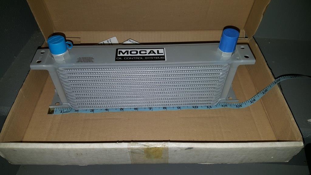 Mocal 13 Row -10 Oil Cooler-20180201_201518-jpg