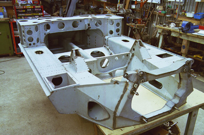 Classic Car Developments Chassis #3-26244-rear-jpg