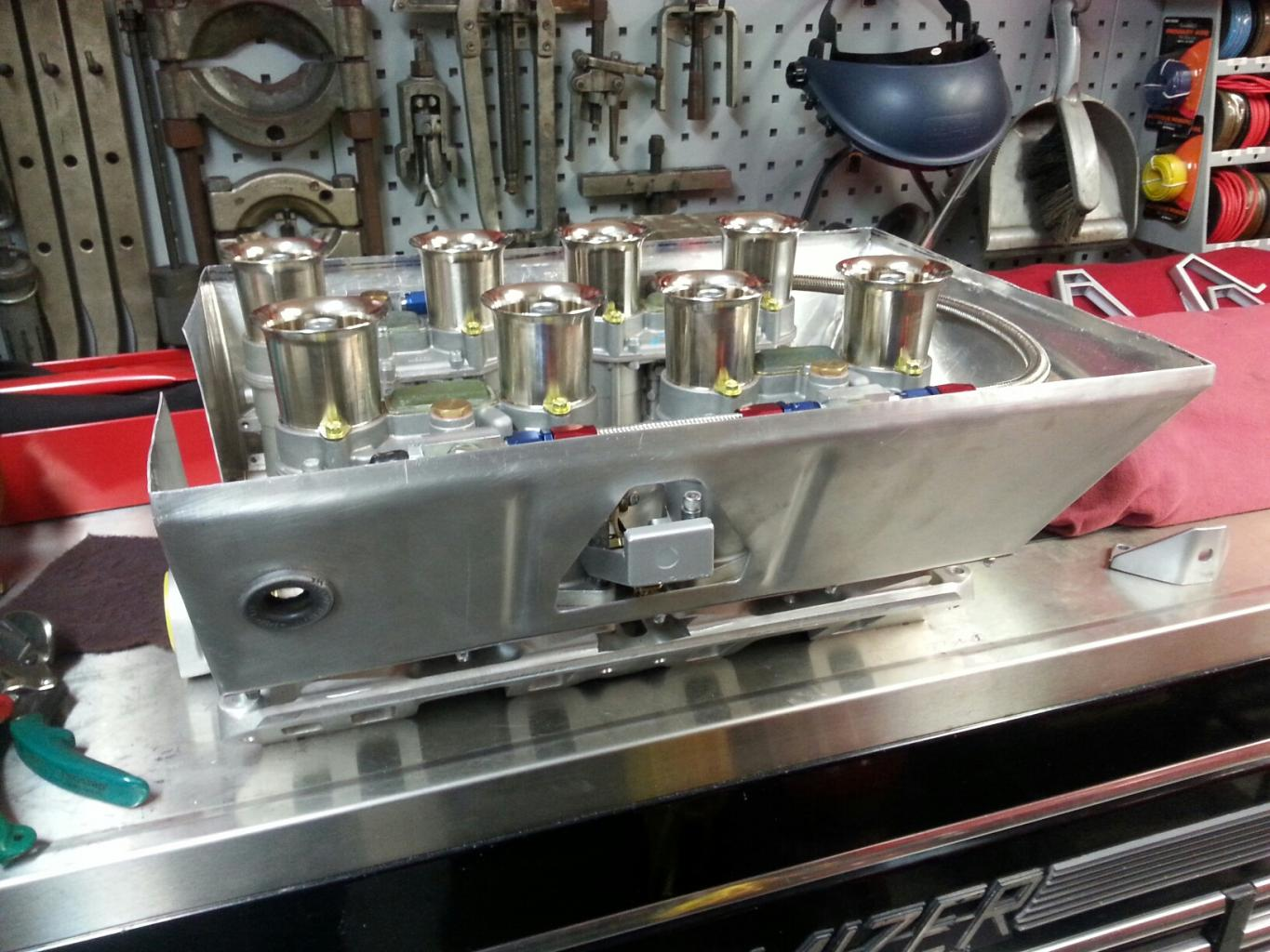 Gurney Eagle replica valve covers and cold air box-3819-jpg