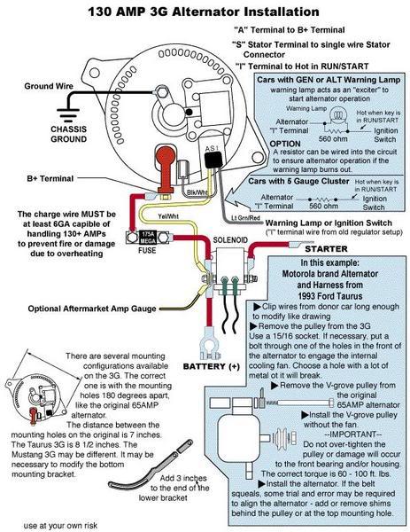 3g alternator wiring diagram wiring diagram