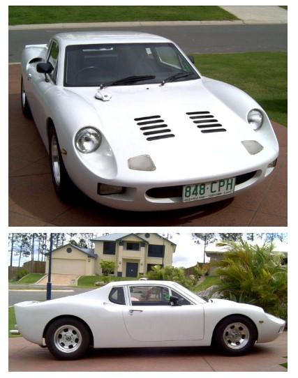 FOR SALE DRB SABRE MKII GT GTscom - Drb sports cars queensland