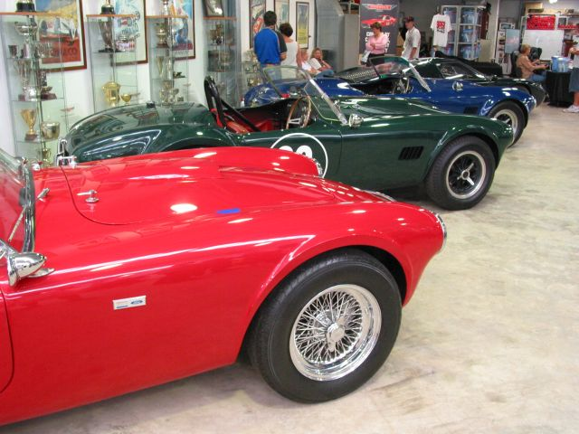 Bowden's Car Collection Visit (QLD, Australia)-59645-lineup-jpg
