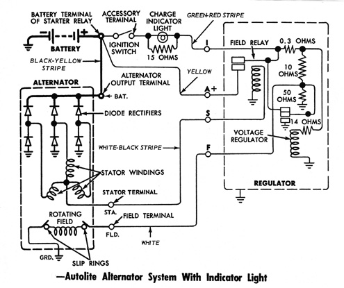 denso 3 wire alternator wiring diagram - wiring diagram, Wiring diagram