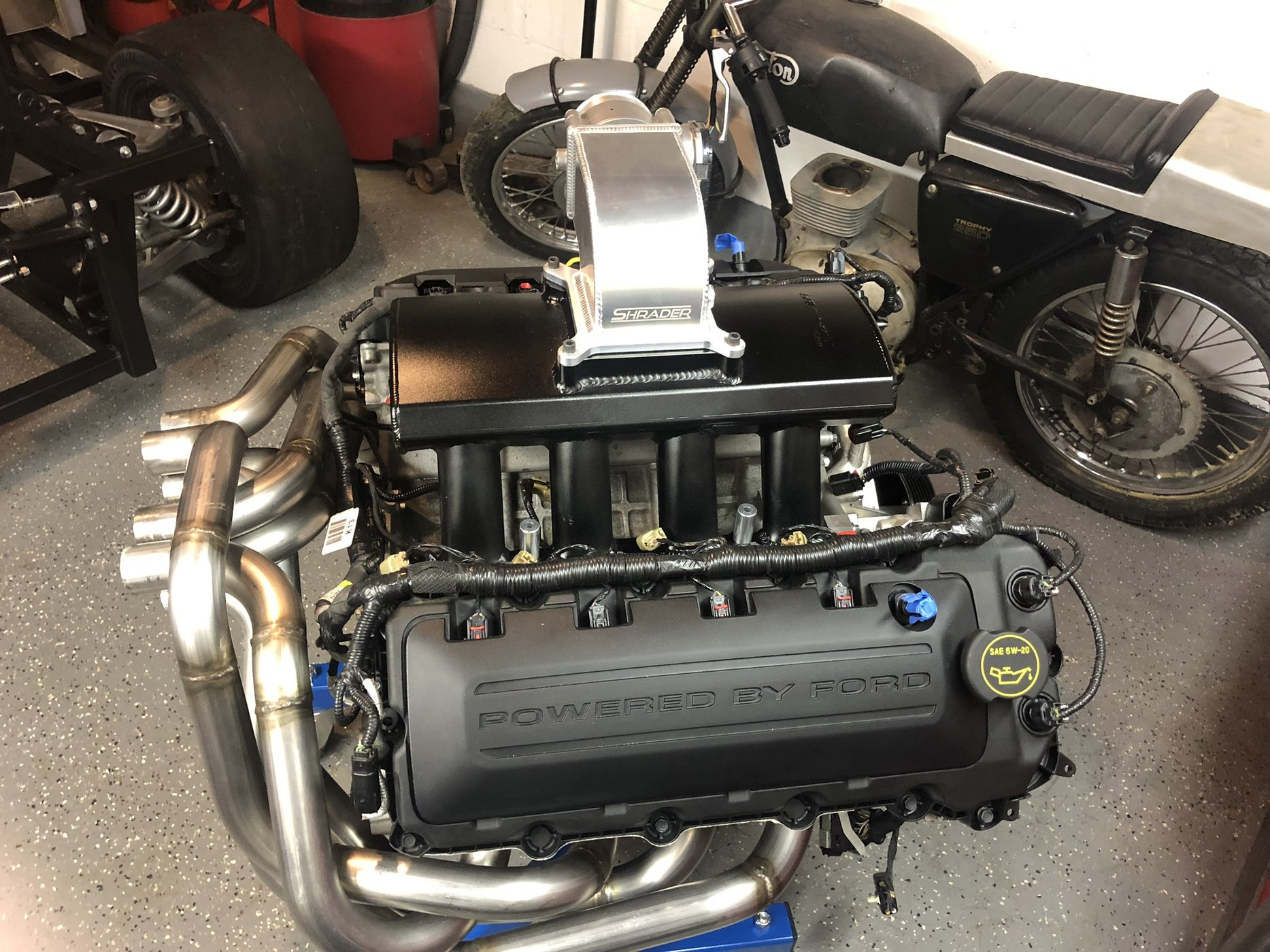 My Have Found A Coyote Intake Solution | Page 2 | GT40s