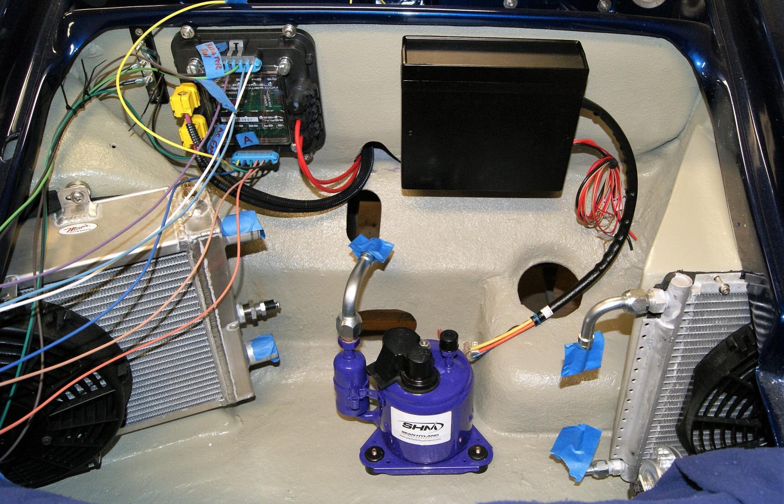 Electric A/C Compressor-ac-compressor-controller-installed-jpg