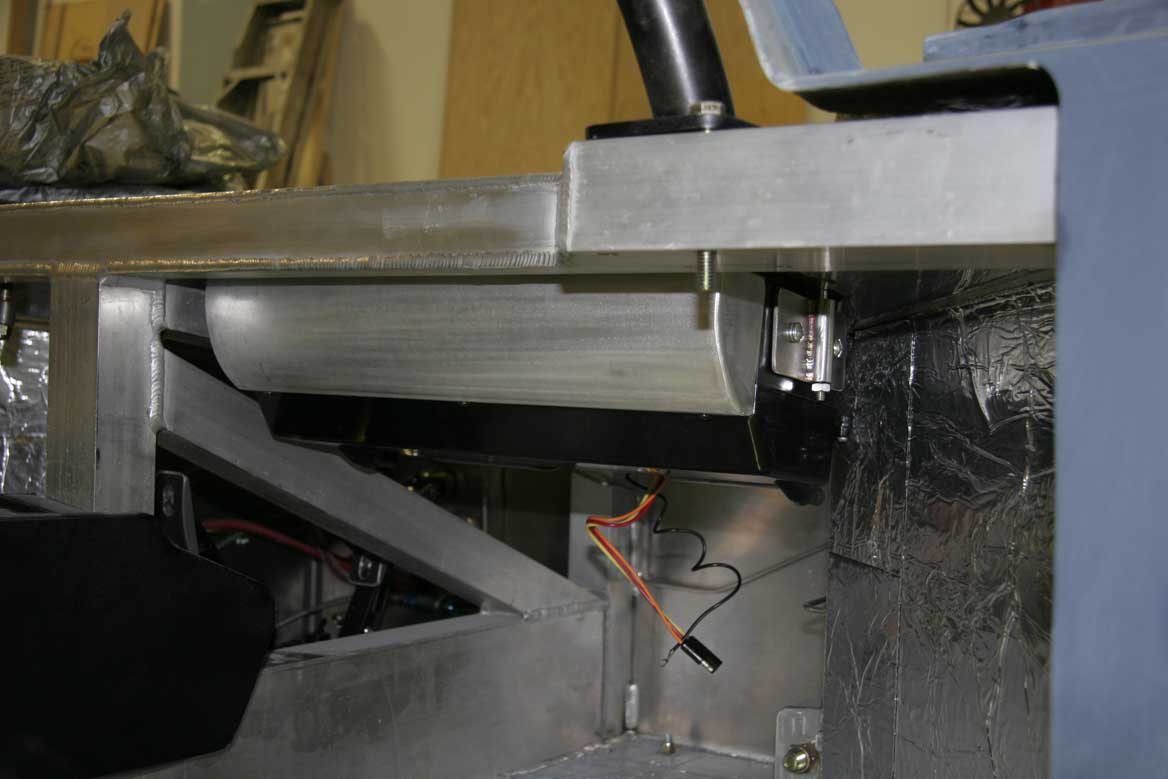 Grant's SL-C Build tread-ac-mounted-1-jpg