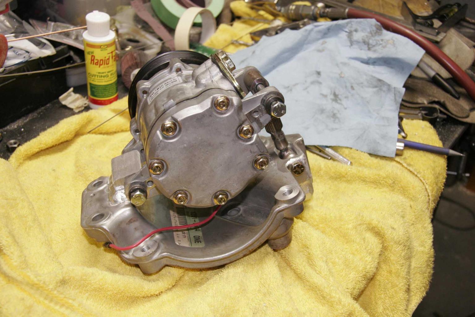 Grant's SL-C Build tread-ac-pump-mounting-bracket-4-jpg
