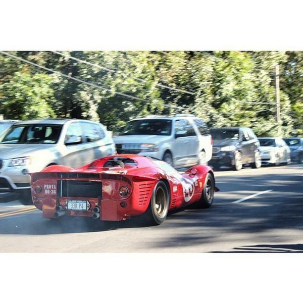 Ferrari P 3/4 0846 Driving To Concours's-b0kxcdkigaat63y-jpg