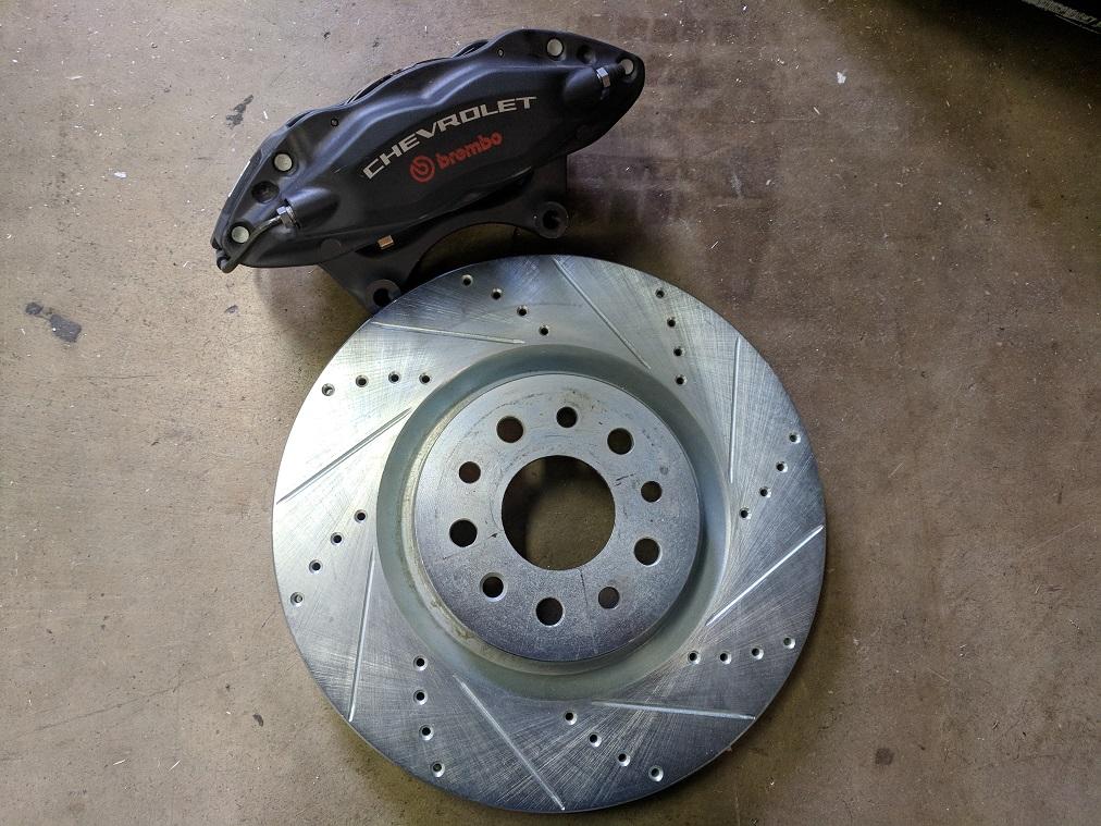 Superlite SLC/GT-R Brembo brake parts-brembo-jpg
