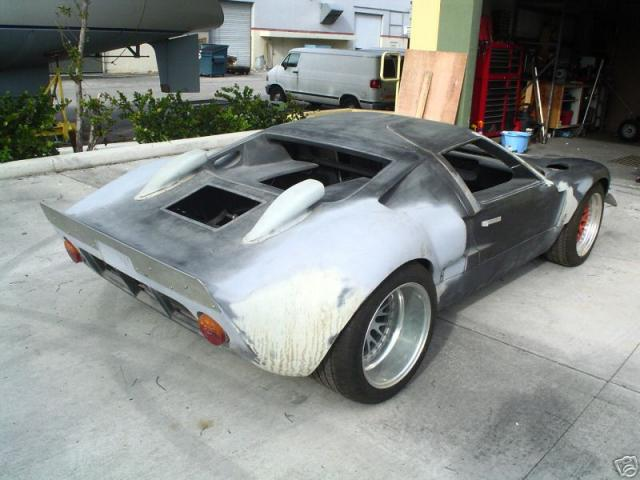 partially assembled 1966 ford gt40 replica kit sold c04b_3 jpg