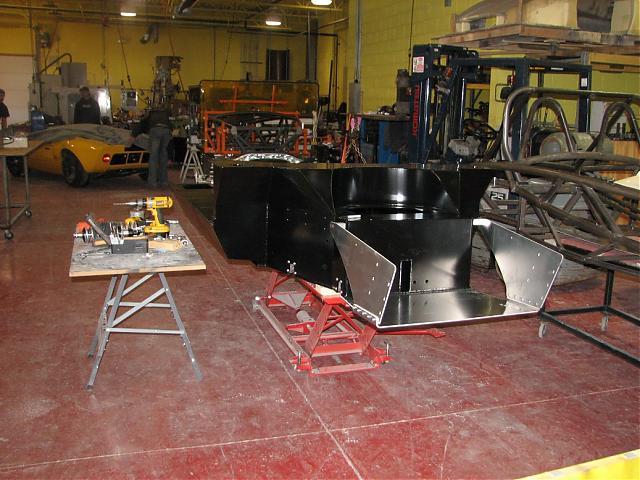 J. Salmon RCR-40 Build-chassis2-jpg