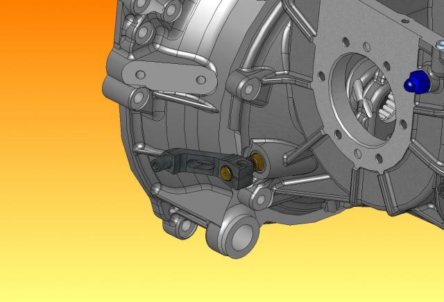 ZFQ new proposed GT40 transaxle-clutch_arm_08_080402-jpg