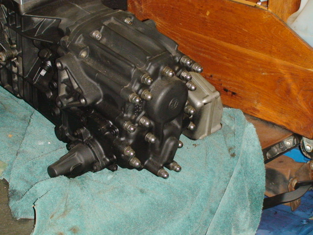 ZF Transaxle ForSale   GT40s
