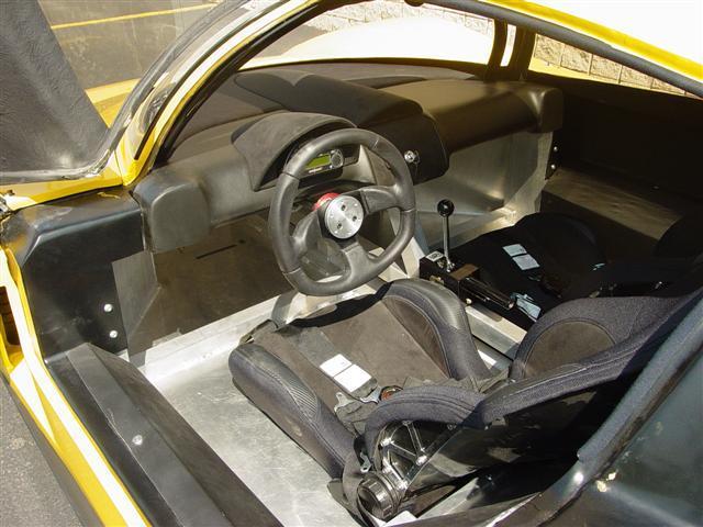 SLC interiors | GT40s