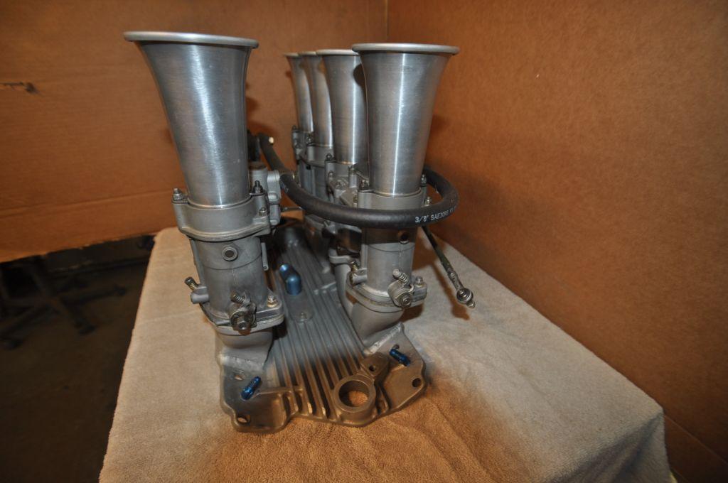 SBC MacKay Webber manifold w/ Ealry 48 IDA's-dsc_0394-jpg