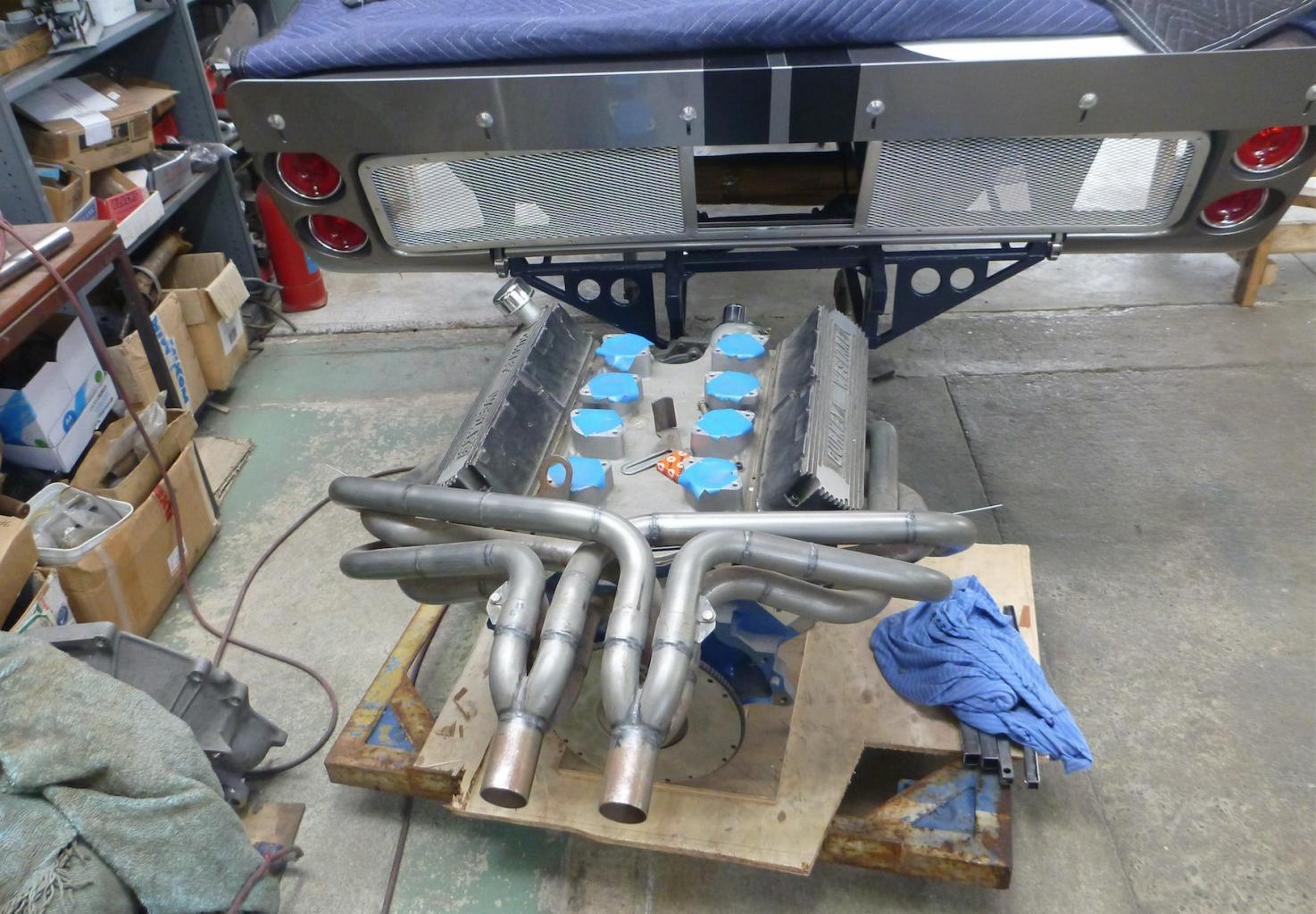 Classic Car Developments Chassis #3-engine-jpg