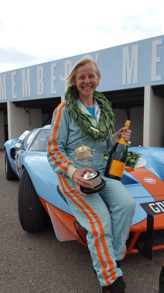 Goodwood Easter Sprint-fastest-lady-jpg