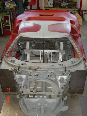 Jimmymac & Alistair's Cars-fit-up-01-28-feb-2009-jpg