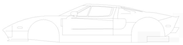 ford gt side view blueprint-fordgt-jpg