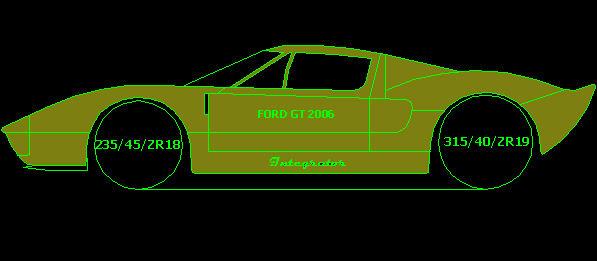 ford gt side view blueprint-fordgt2006blueprint-jpg