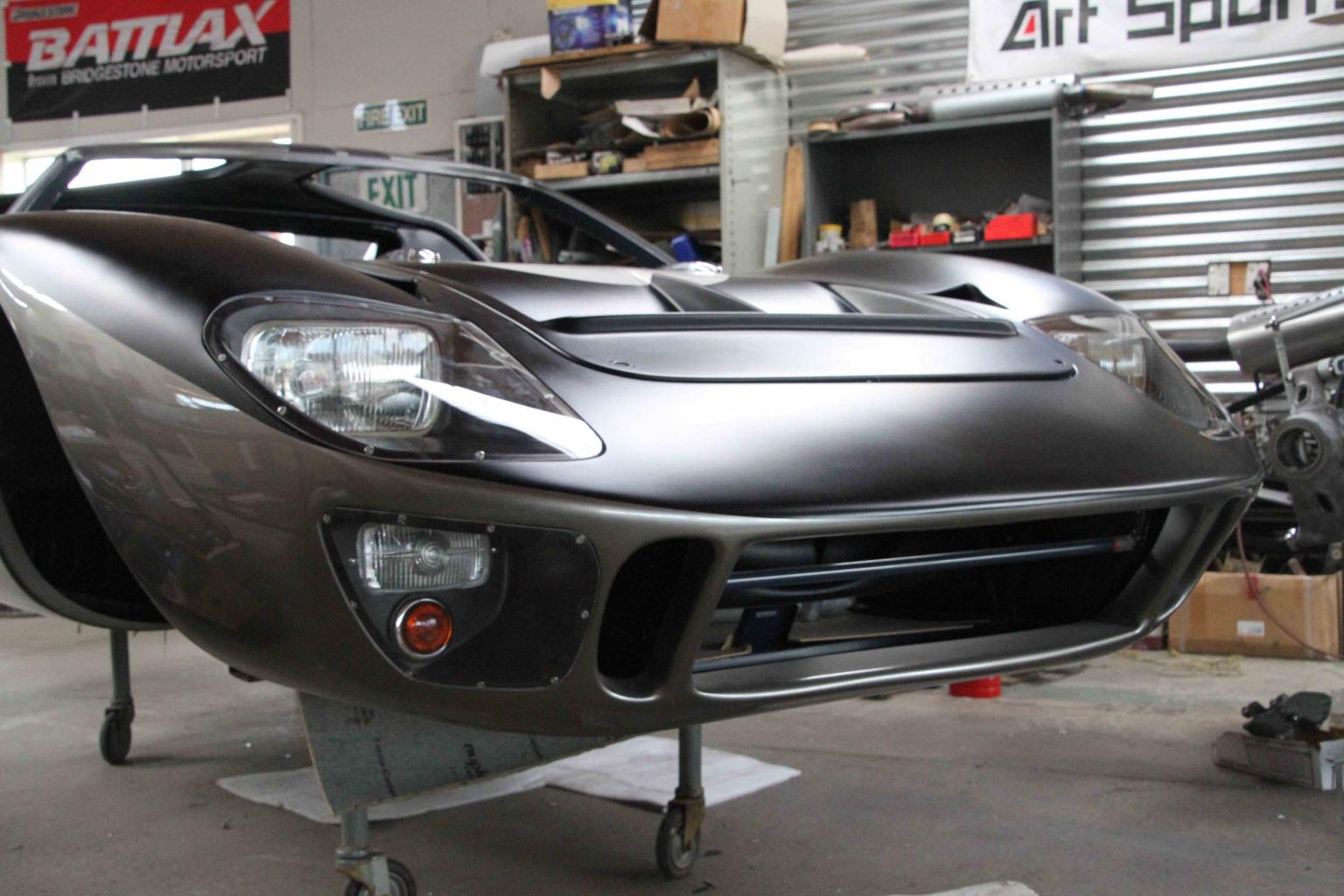Classic Car Developments Chassis #3-front-lights-jpg