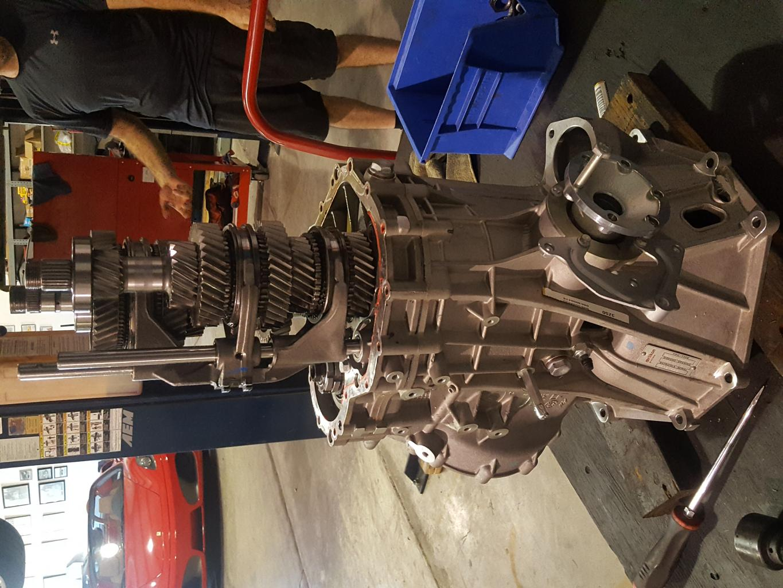 Graziano Gearing and Drop Gears-gear-install-3-jpg
