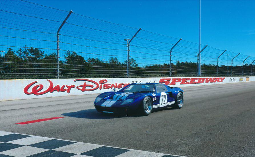 GT40 at Disney World Speedway.jpg