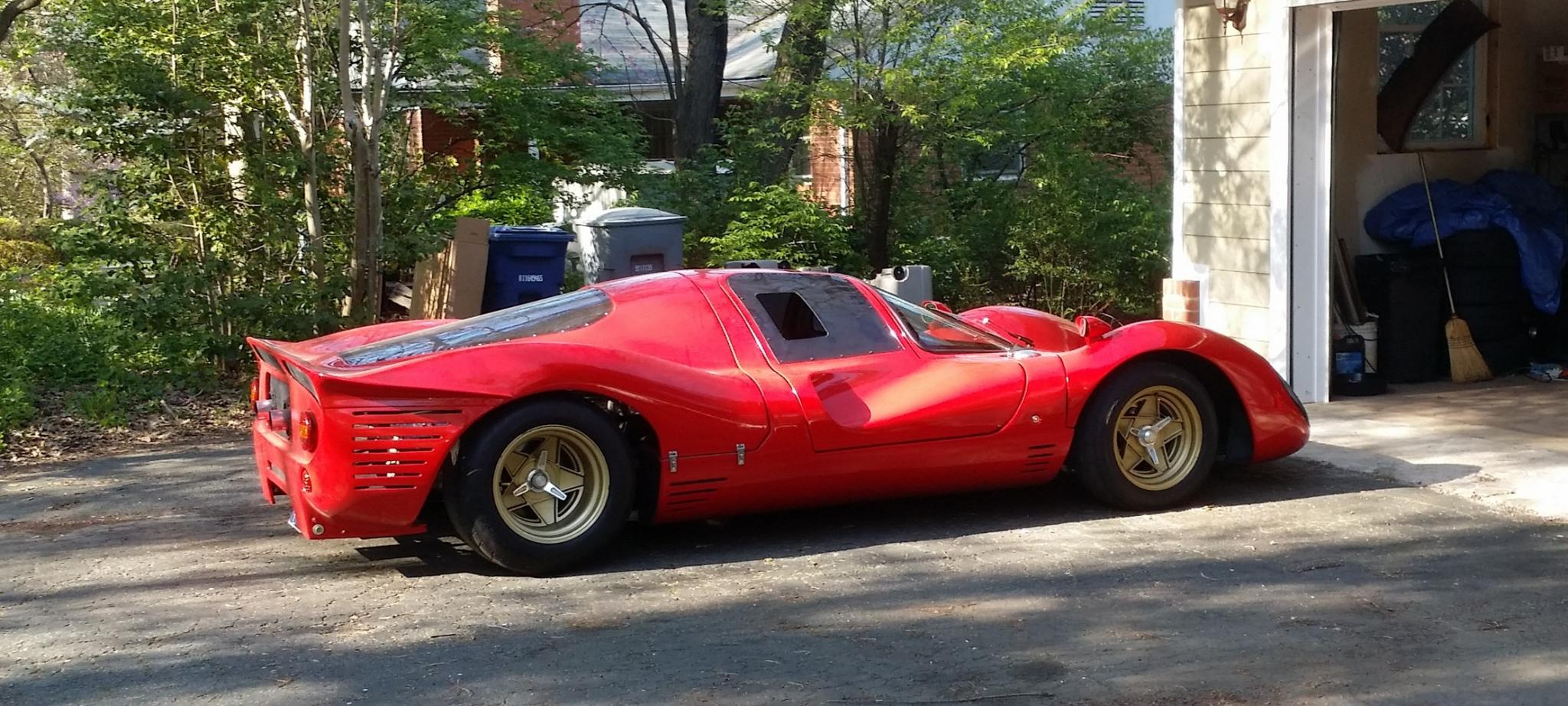 Rcr P4 For Sale Sold Gt40s