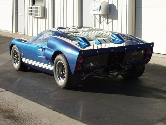Superformance GT40 For Sale-mini-mkii-left-rear-jpg