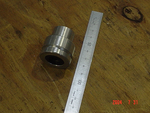 Pilot Bearings / Porsche 930 to Ford-picture-093-jpg