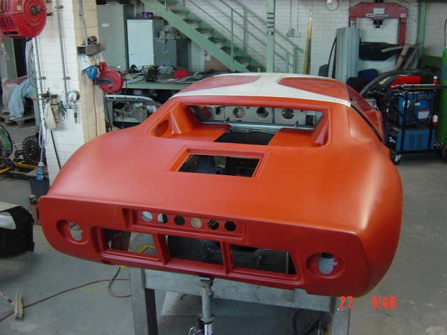 Jimmymac & Alistair's Cars-rear-clip-fit-up-27-feb-09-jpg