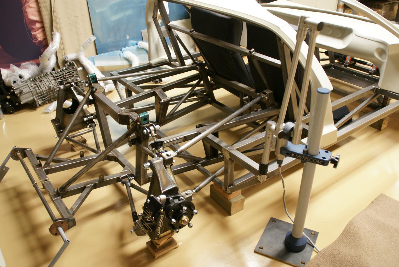 Tornado GT40 in Texas-rear-suspension-faro-arm-jpg