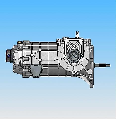 ZFQ new proposed GT40 transaxle-rh_solid-jpg
