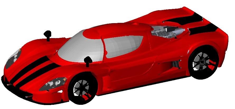 SLC Rosso Corsa with Nero stripes.JPG