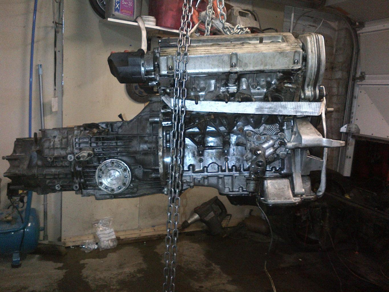 Audi V8 - 012 gearbox-south-bucks-20120926-00161-jpg