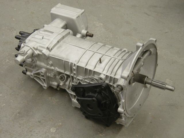 ZF 5DS-25 Type 2 For Sale   GT40s
