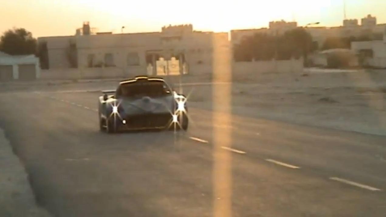 Audi V8 - 012 gearbox-zonda_bahrain-jpg