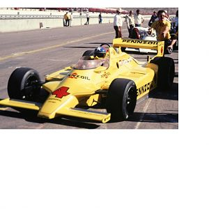 Chaparral 2K Indy Car