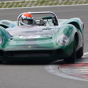 Lola at Modena Motorsport Nurburgring